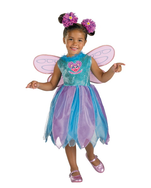 Abby Cadabby Quality Costume for Toddler
