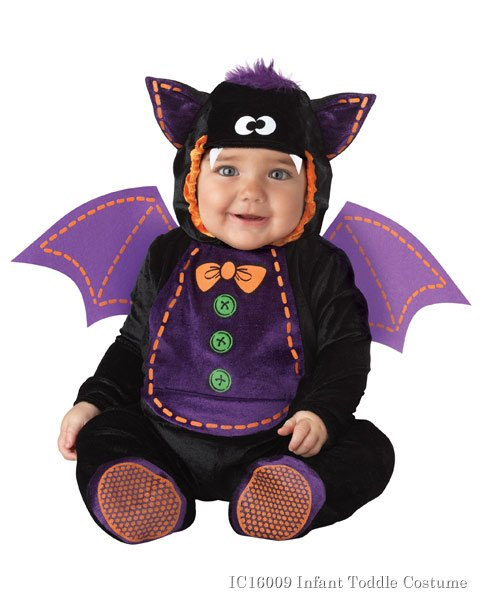 Baby Bat Costume Infant Toddler