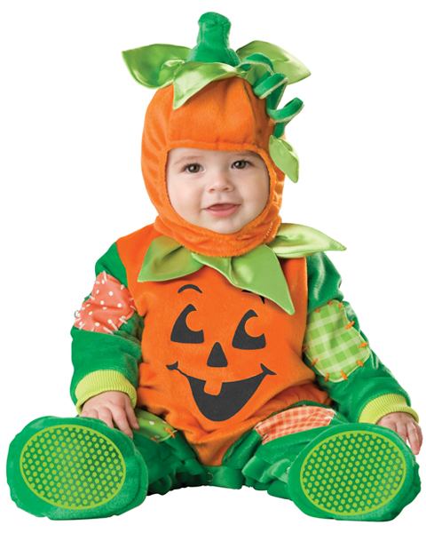 Infant Lil Pumpkin Costume