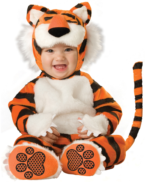 Infant Lil Tiger Costume
