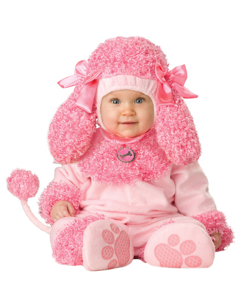 Precious Poodle Costume Infant Toddler
