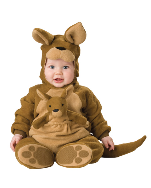 Rompin Roo Costume Infant Toddler