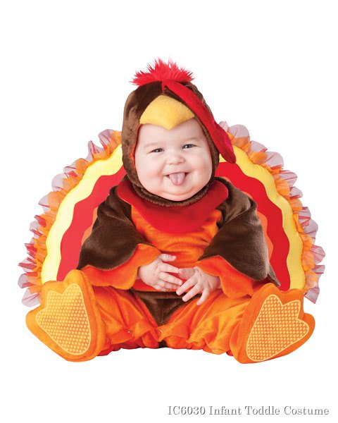 Lil Gobbler Costume Infant Toddler