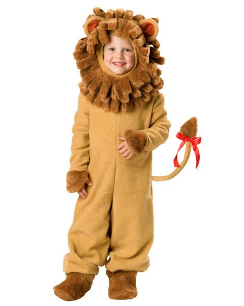 Lil Lion Costume Toddler