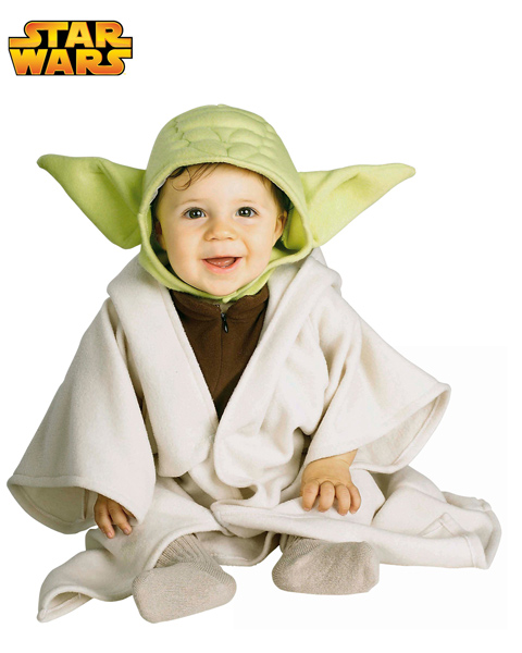 Infant/Toddler Yoda Costume