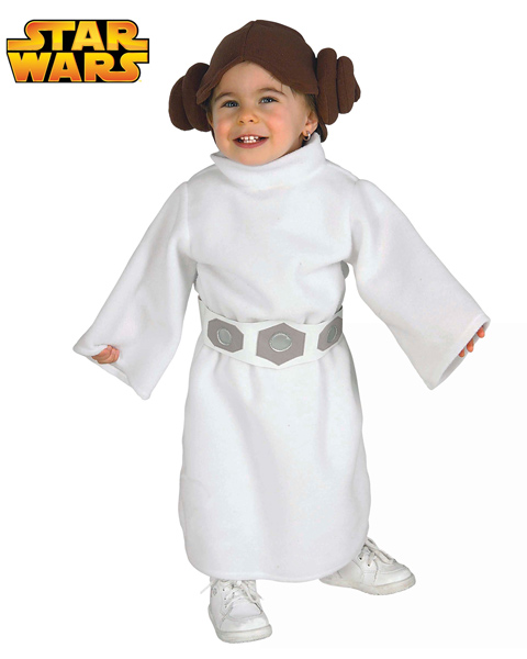 Infant/Toddler Princess Leia Costume