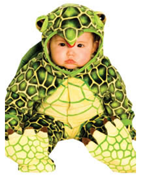 Infant/Toddler Turtle