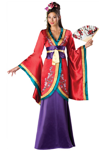 Far East Empress Costume