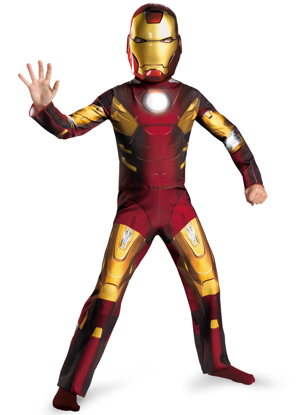 The Avengers Iron Man Mark VII Classic Child Costume