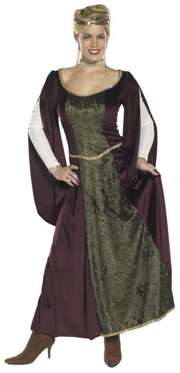 Renaissance Queen Adult Costume