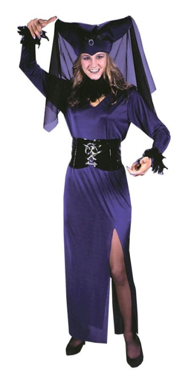 Saucy Sorceress Adult Costume