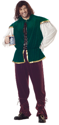 Tavern Man Plus Size Adult Costume