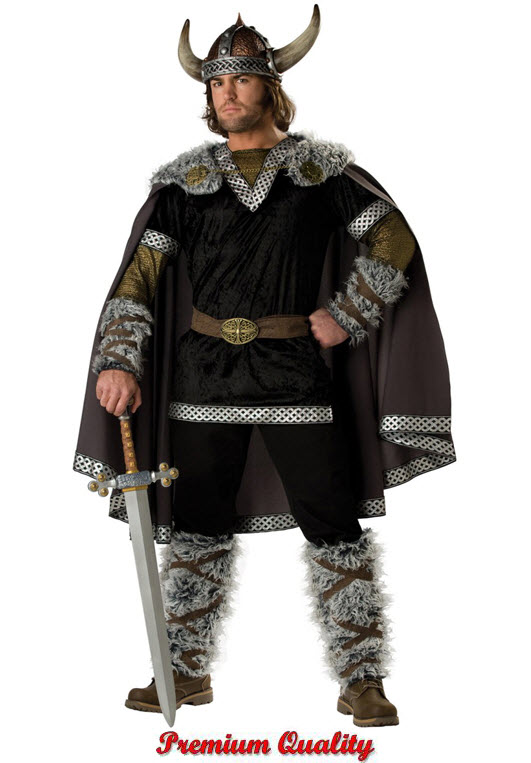 Vicious Viking Elite Adult Costume