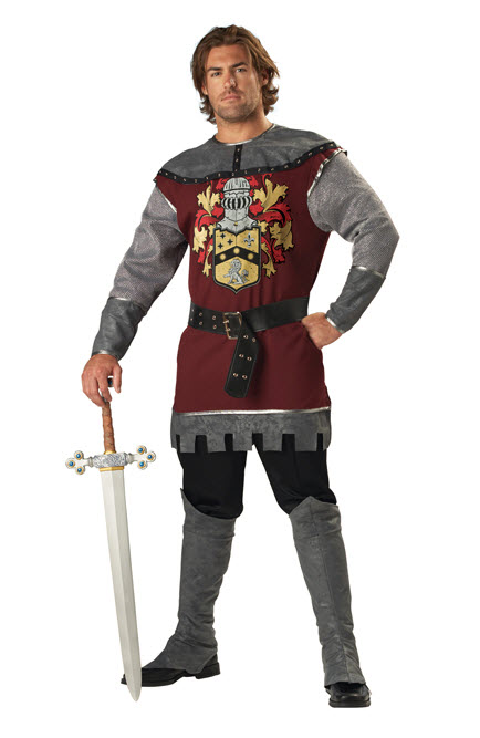 Loyal Knight Adult Costume
