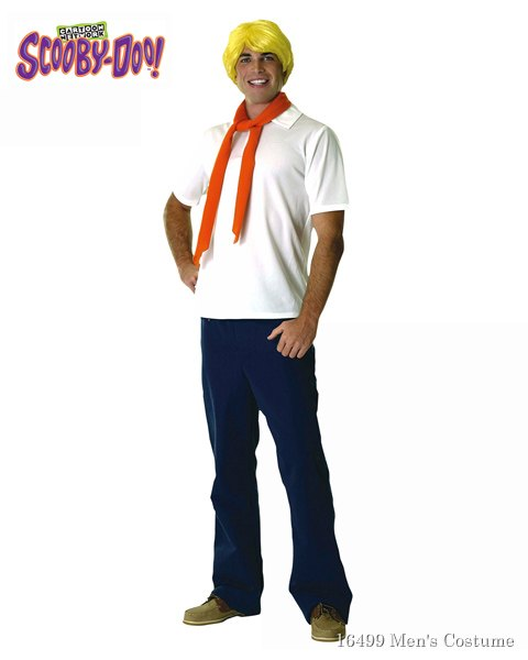 Fred Costume For Adults