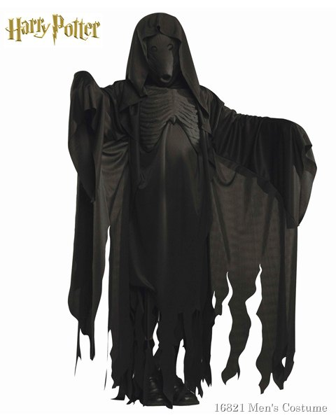 Dementor Costume from Harry Potter