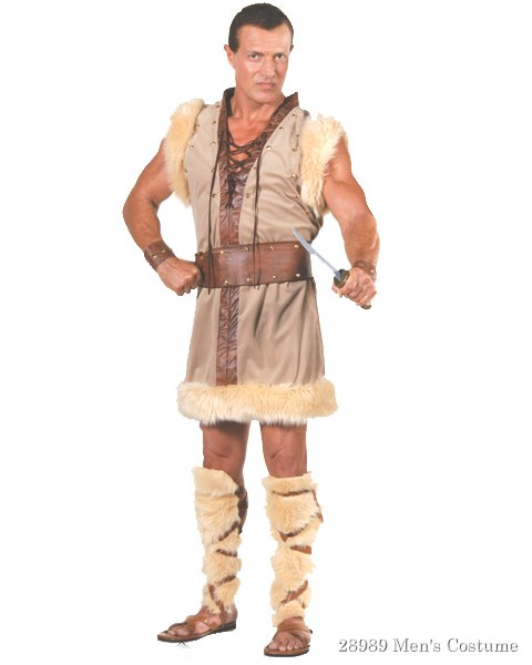 Adult Barbarian Costume