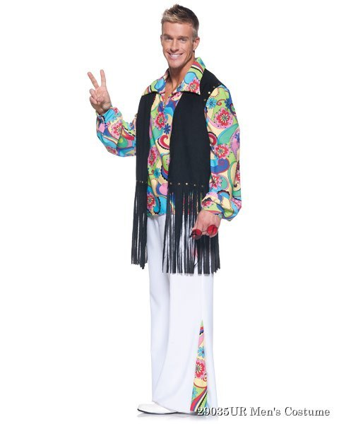 Outta Sight 70s Mens Costume