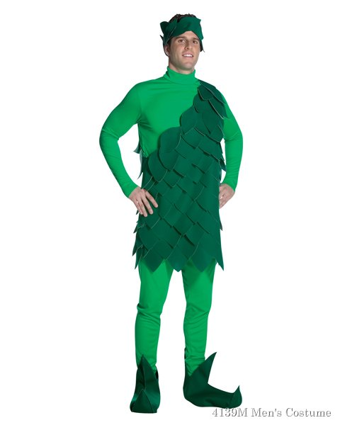 Green Giant Adult Costume