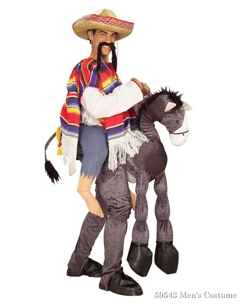 Hey Amigo Costume For Adult