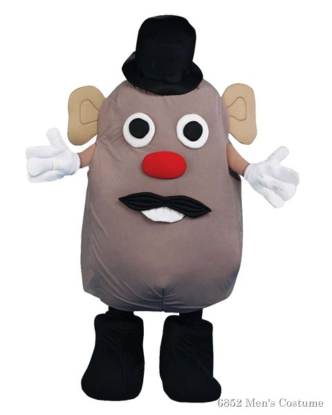 Tommy Tater Costume For Adults