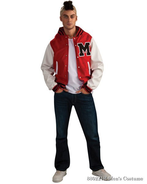 Glee Puck Mens Costume