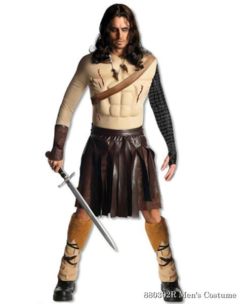 Deluxe Conan The Barbarian Mens Costume