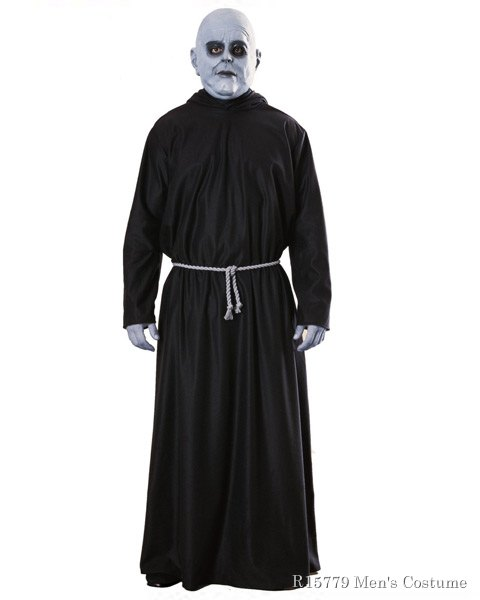 Adult Sized The Addams Family (tm) Uncle Fester Costume