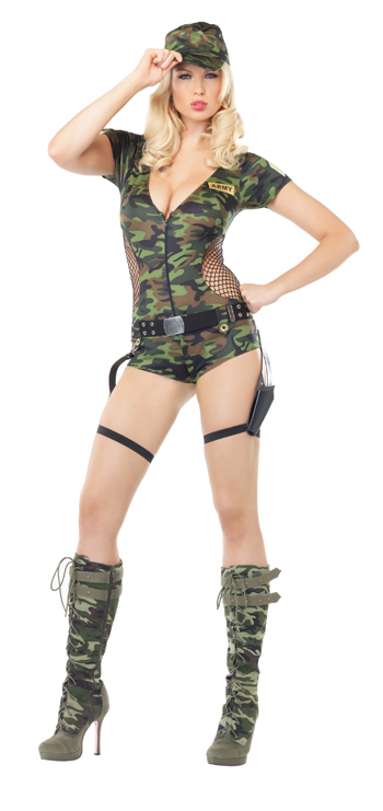 Bootcamp Adult Costume