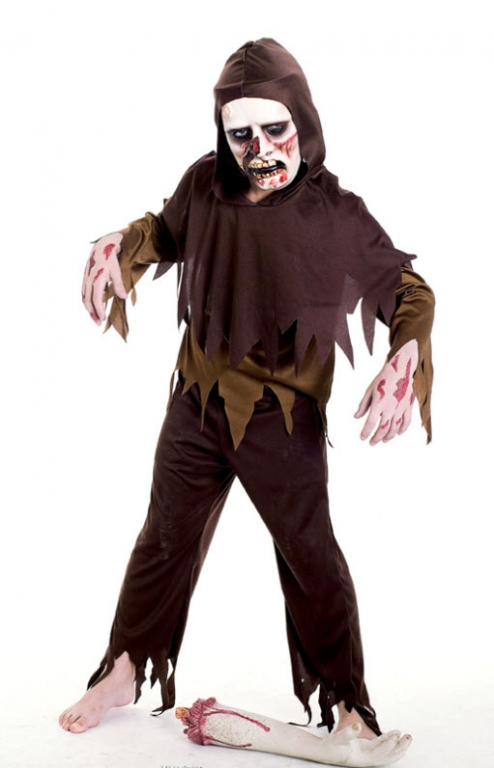 Rotten Flesh Child Costume 12-14