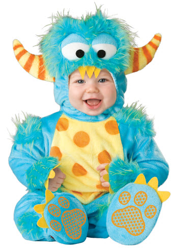 Lil' Monster Infant Costume