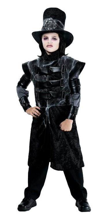 Undead Stalker Child Costume Large