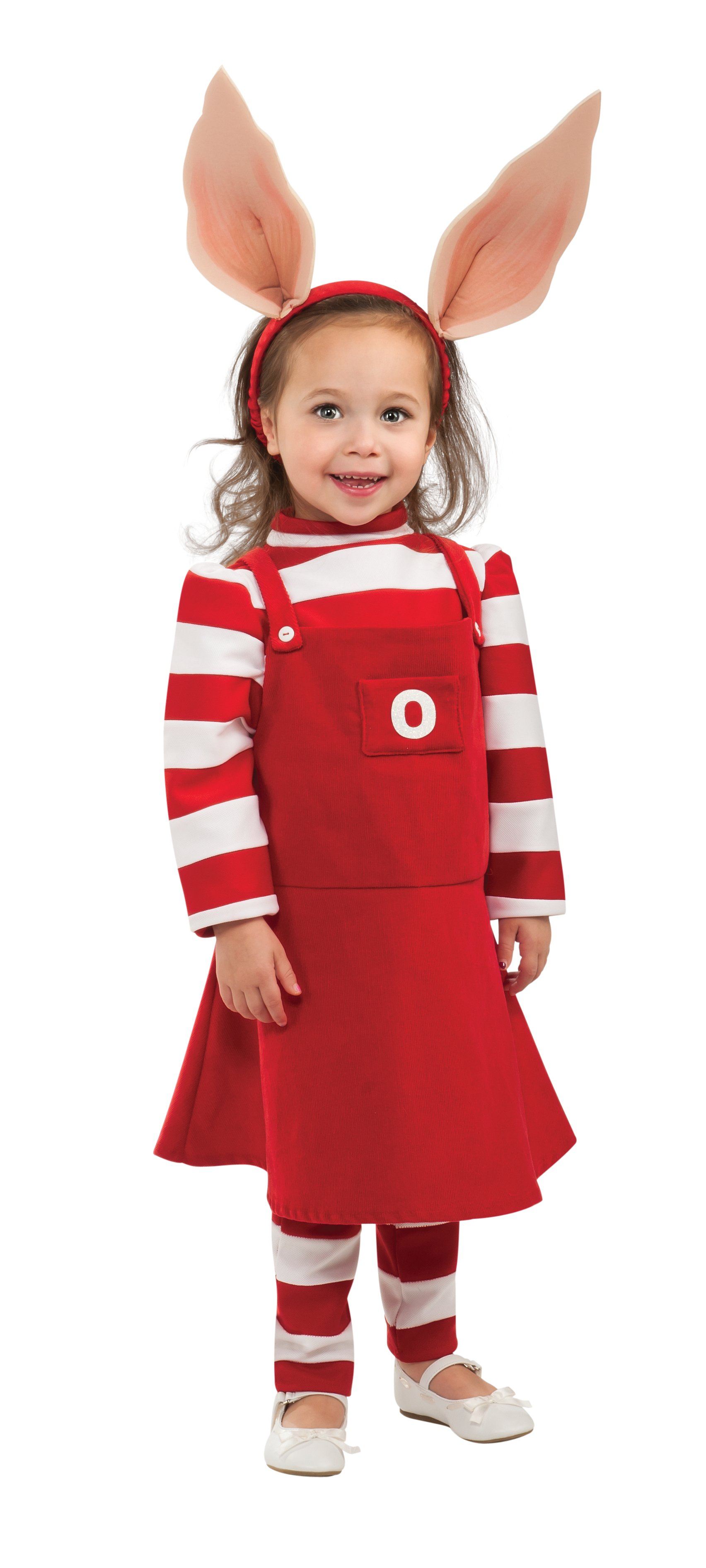 Olivia Deluxe Toddler / Child Costume