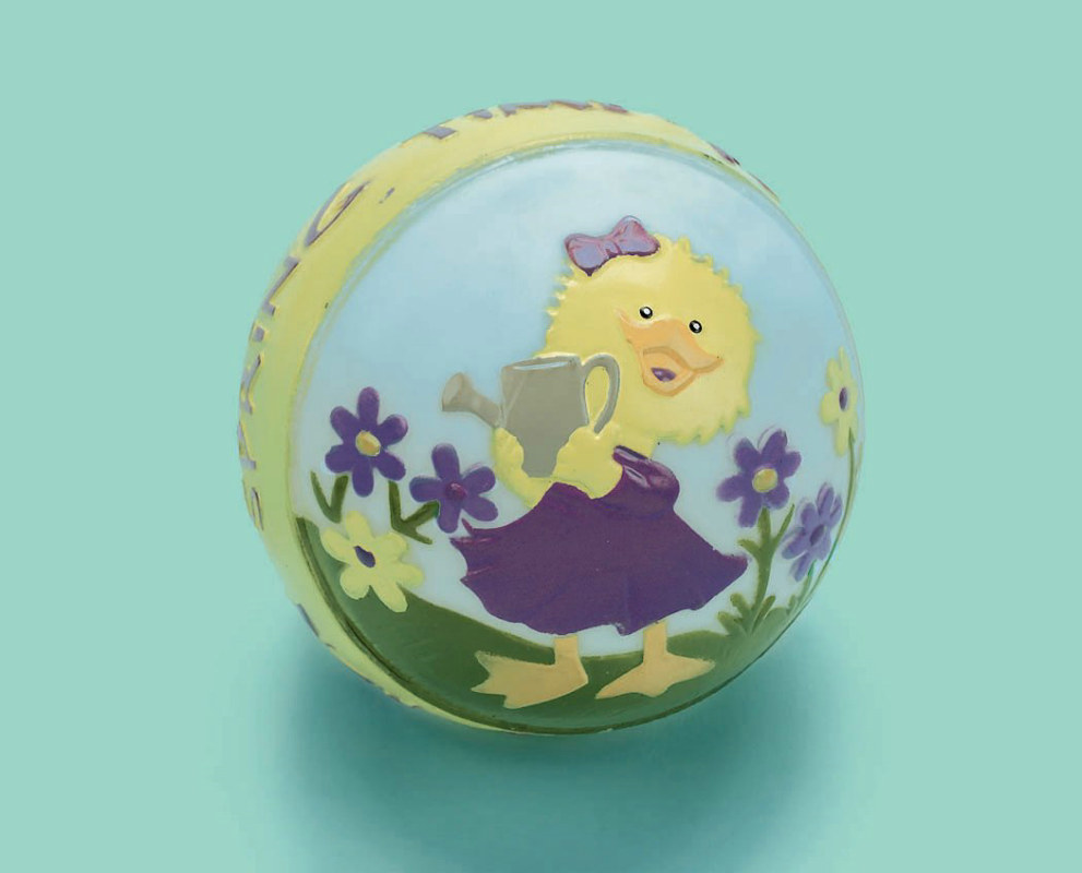 Easter Bouncy Ball Asst. (1 count)