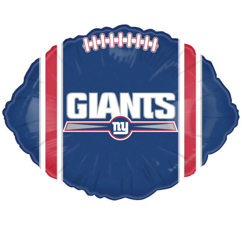 "New York Giants 18"" Foil Balloon"