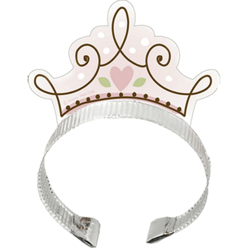 Cinderella Dreamland Tiara Headbands (4 count)