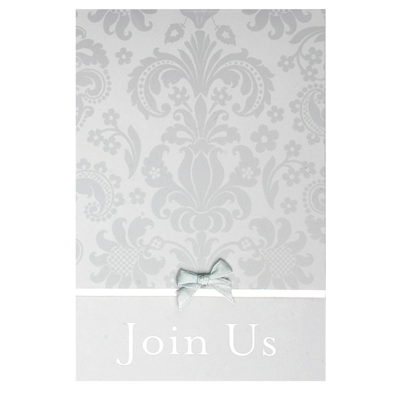Mr. and Mrs. Invitations (8 count)