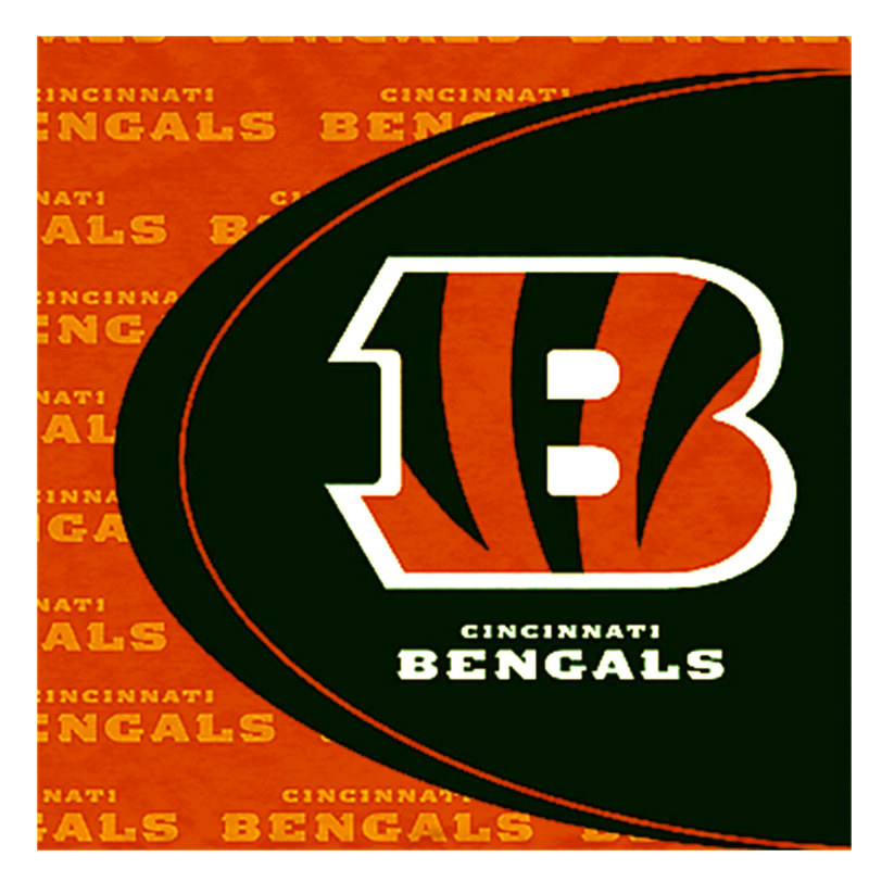 Cincinnati Bengals Lunch Napkins (16 count)