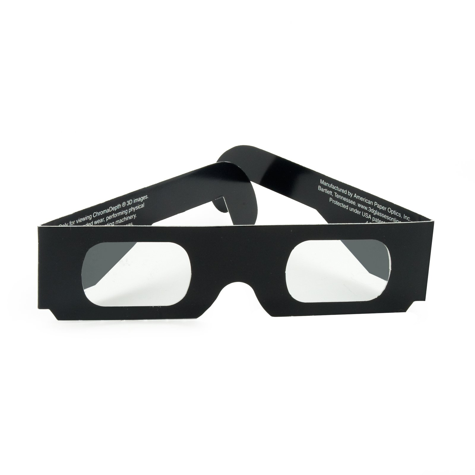 Amazing 3-D Paper Glasses (4 count)
