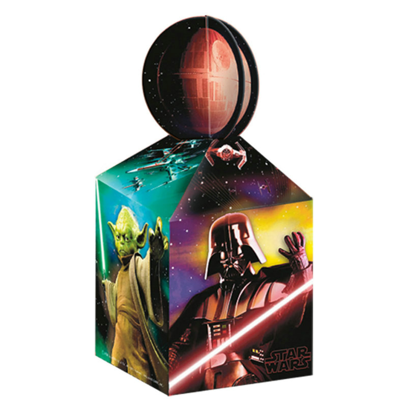 Star Wars 3D Feel the Force Treat Boxes (4 count)