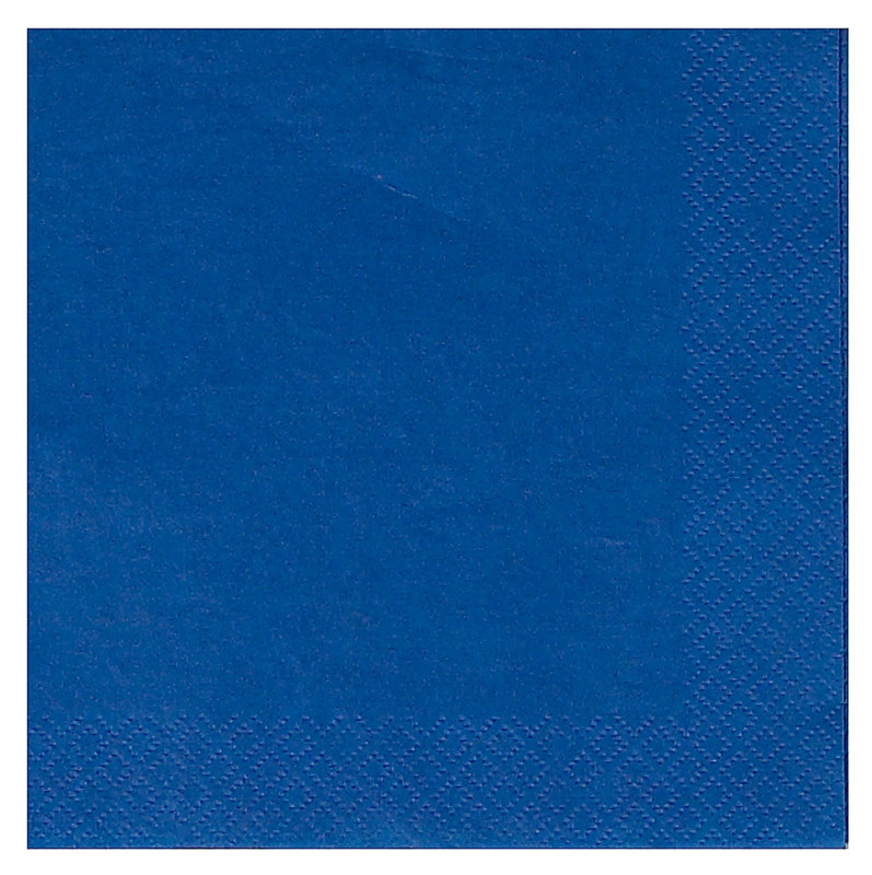 Royal Blue Lunch Napkins (50 count)