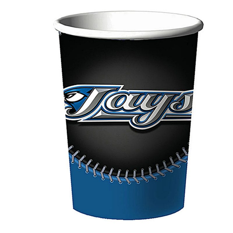 Toronto Blue Jays 16 oz. Hard Plastic Cup (1 count)