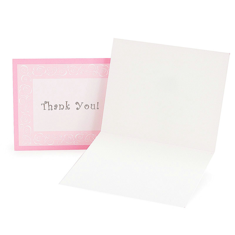Bride to Be Thank You Cards (8 count)