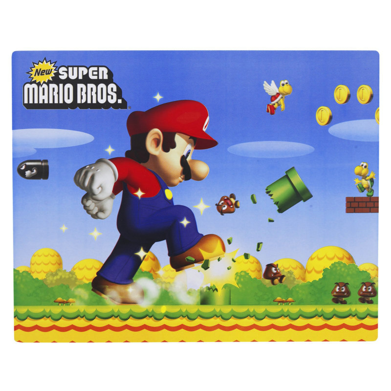 Super Mario Bros. Placemats
