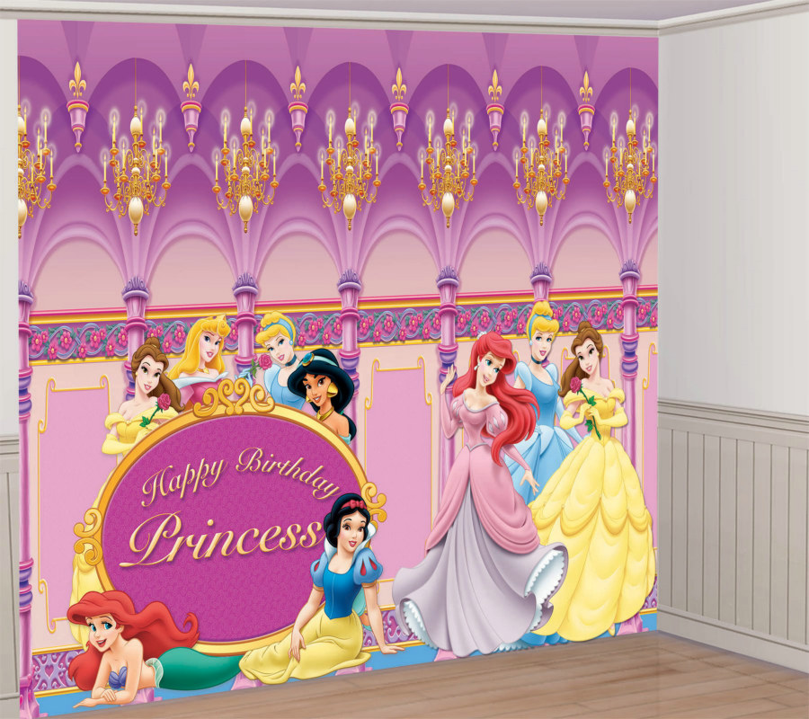 8' Disney Princess Giant Decorating Set