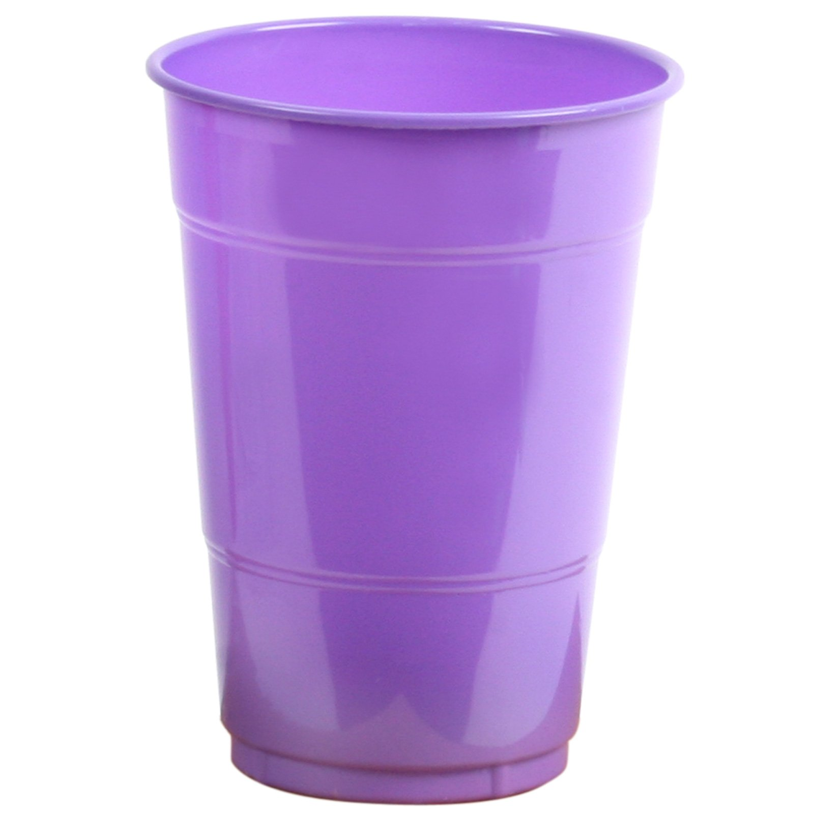 Simply Purple 16 oz. Plastic Cups (20 count)