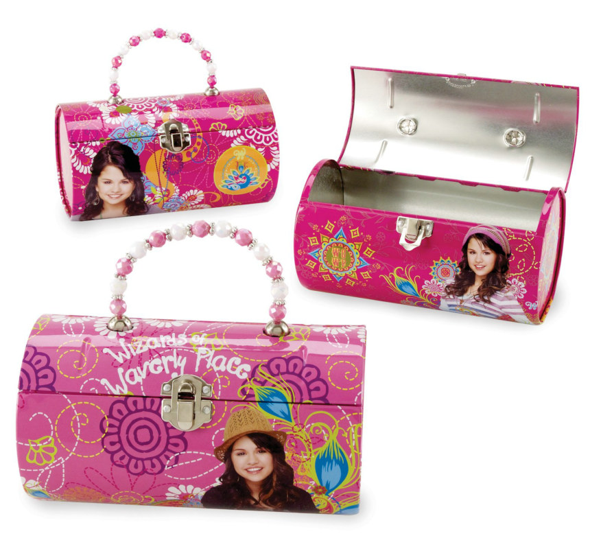 Wizards of Waverly Place Roll Bag Assorted (1 count)