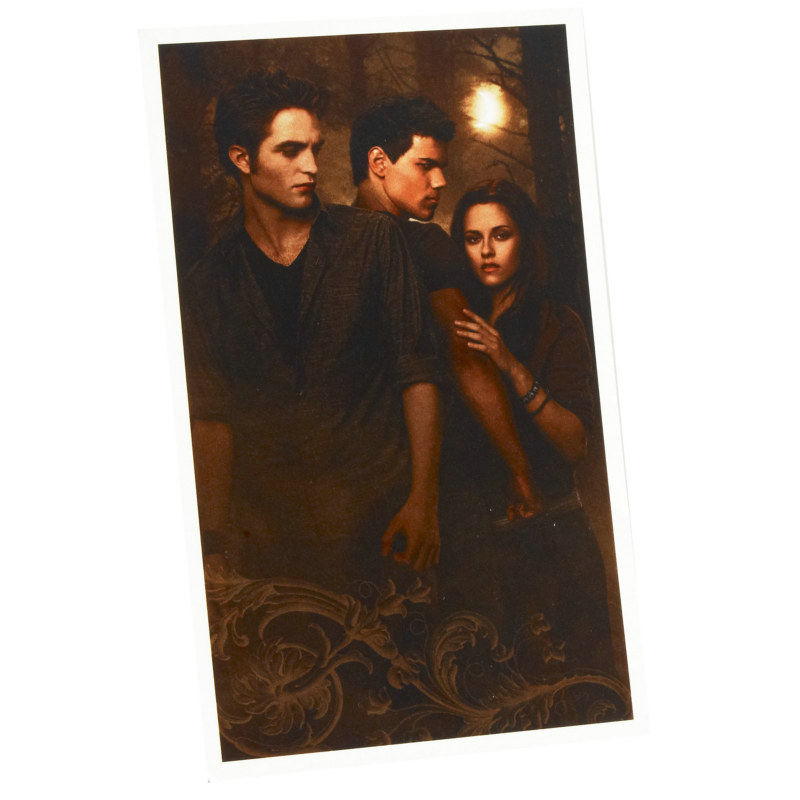 The Twilight Saga: New Moon Sticker Sheets (4 count)