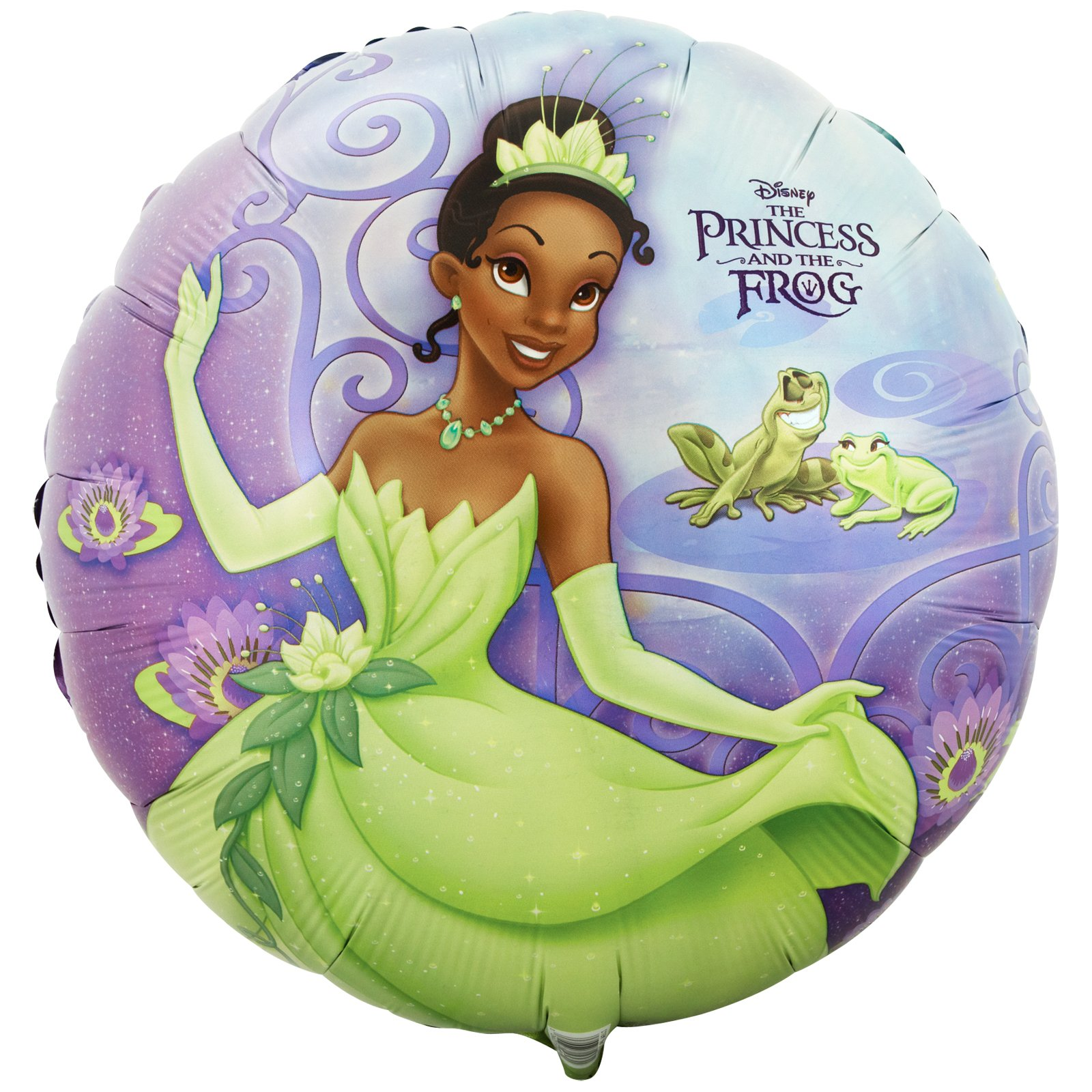 "Disney Princess and the Frog 18"" Foil Balloon"