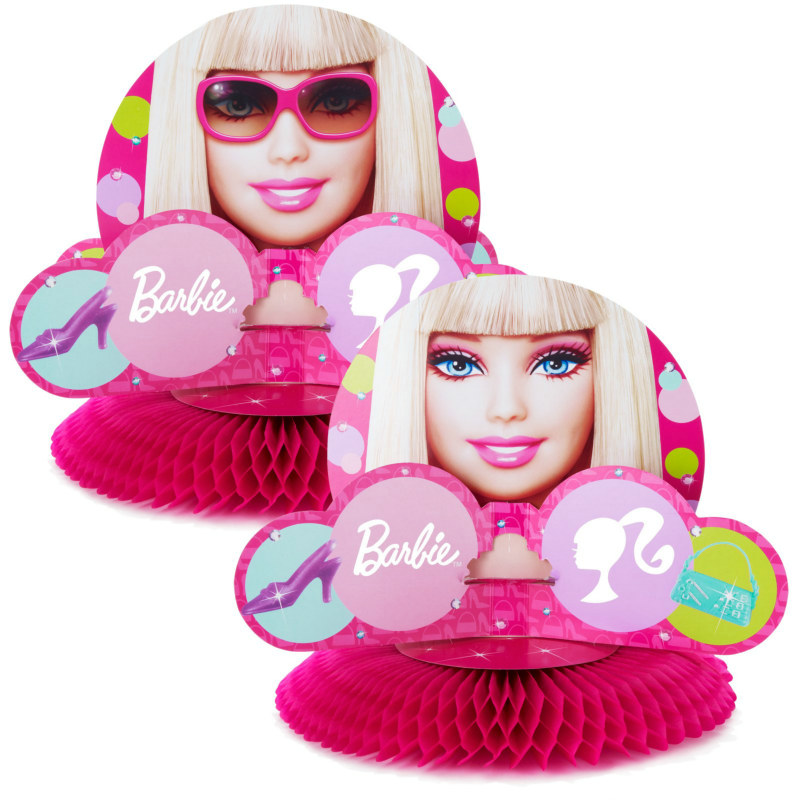 Barbie All Doll'd Up Centerpiece